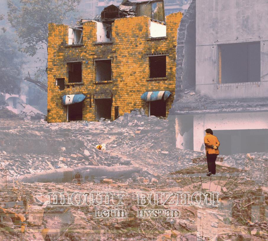 Mount Buzhou cover