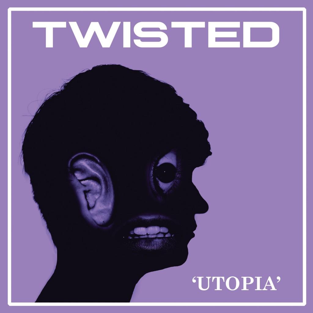 Twisted - Utopia Artwork