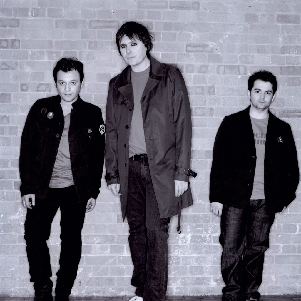 Manic Street Preachers Announce 10 Year Send Away The