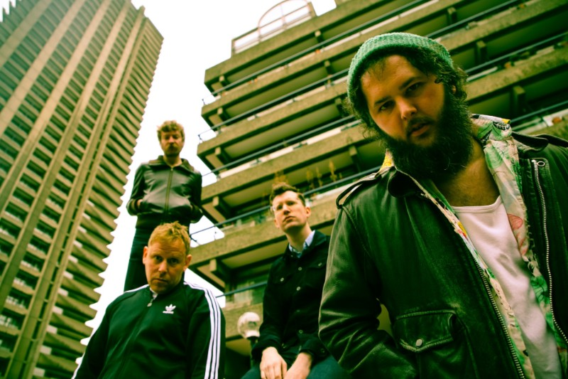 Space-surf rockers Japanese Television share 'Tick Tock' and