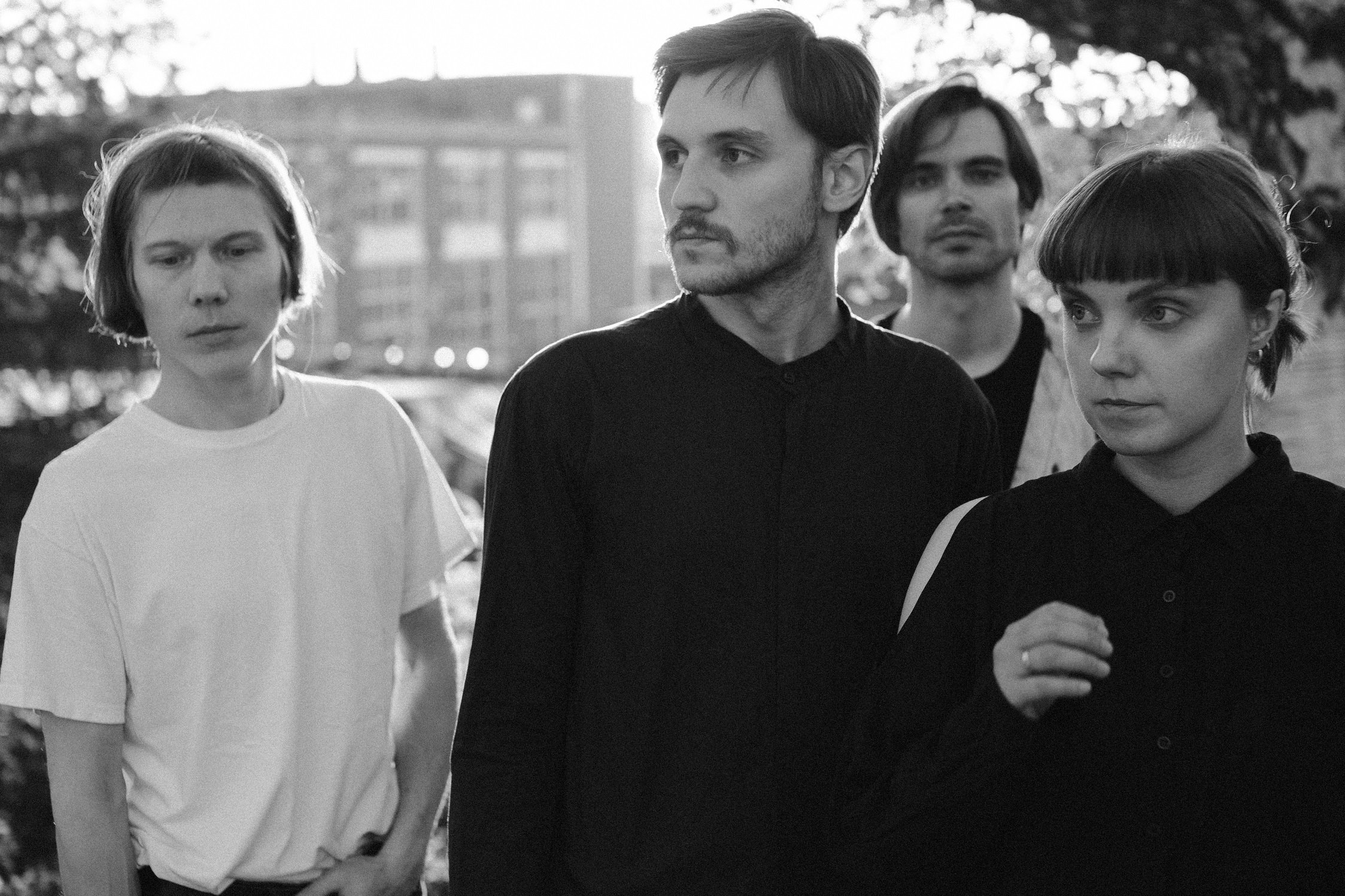 GNOOMES announce new album, MU!, due 31st May on Rocket