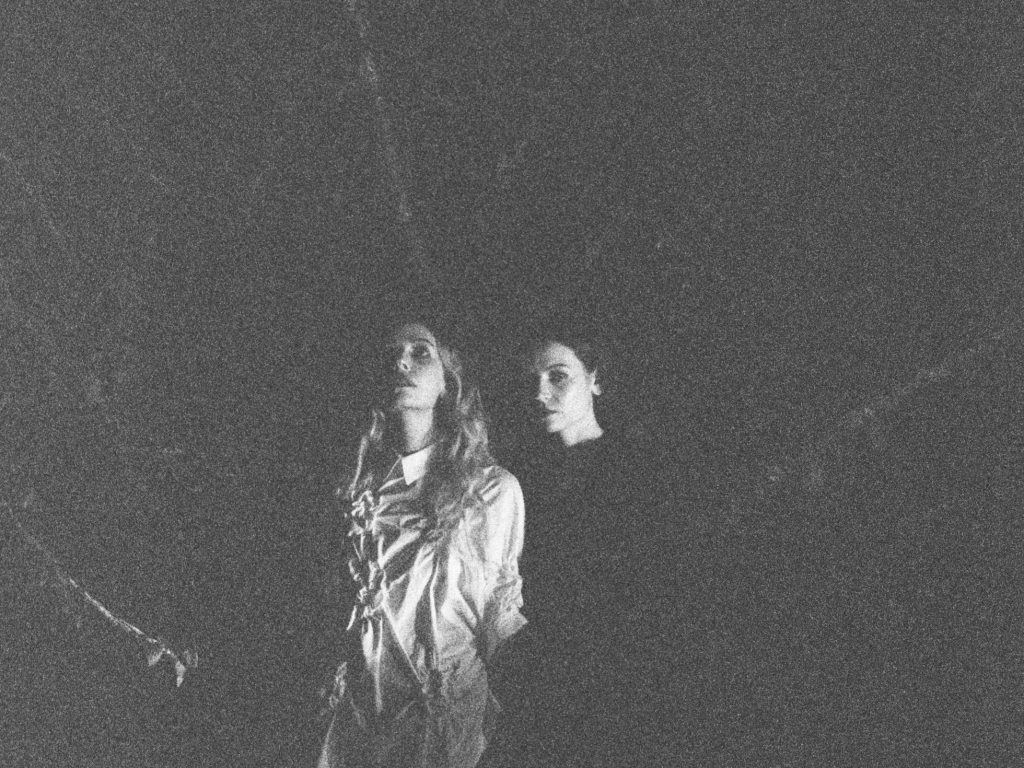 Flying Nun Records' sister-duo PURPLE PILGRIMS share 'Love